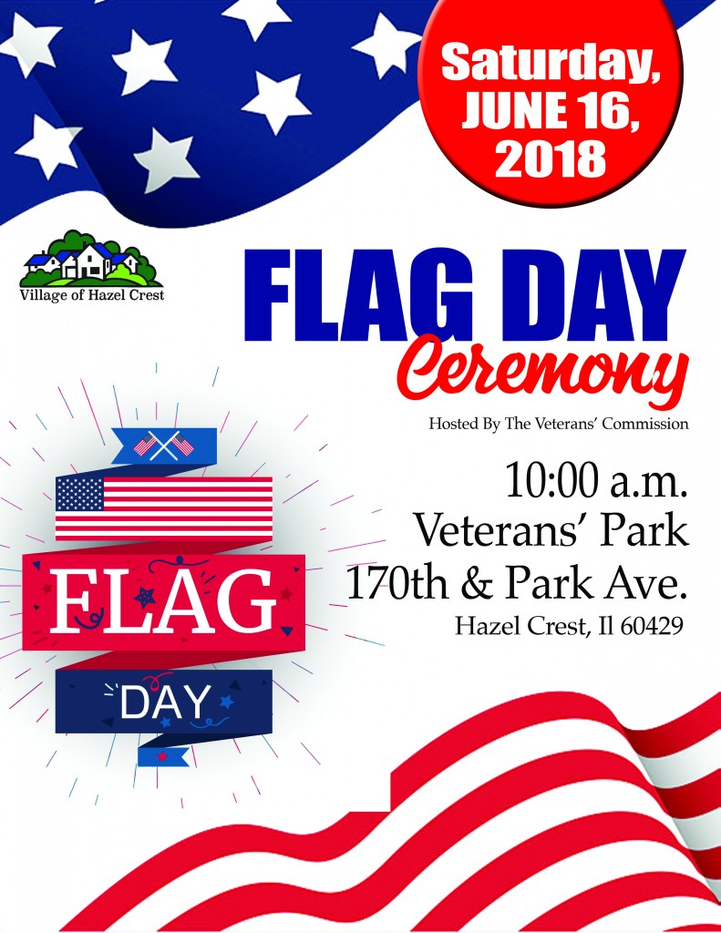 6.16.18 Flag Day Ceremony