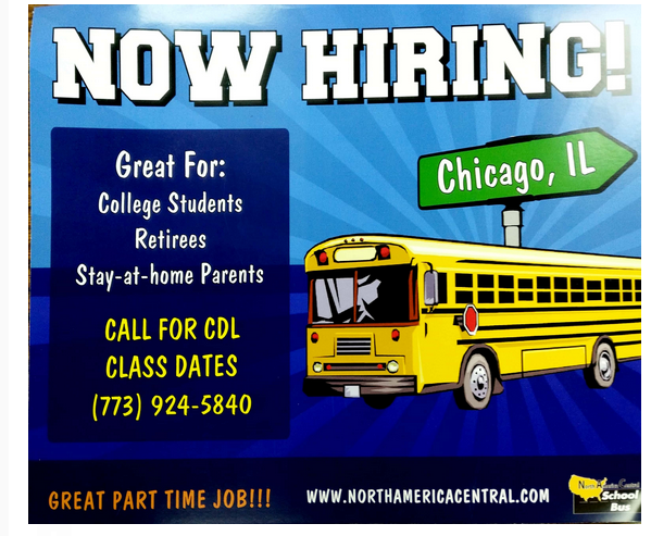 School Bus jobs