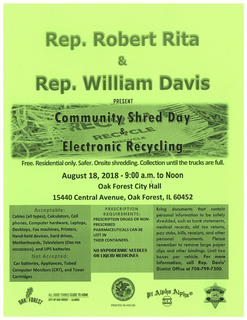 8.18.18 Shred & Electronic Recycling event-1