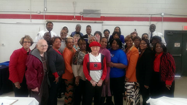Senior Citizens Academy 2016 Graduates