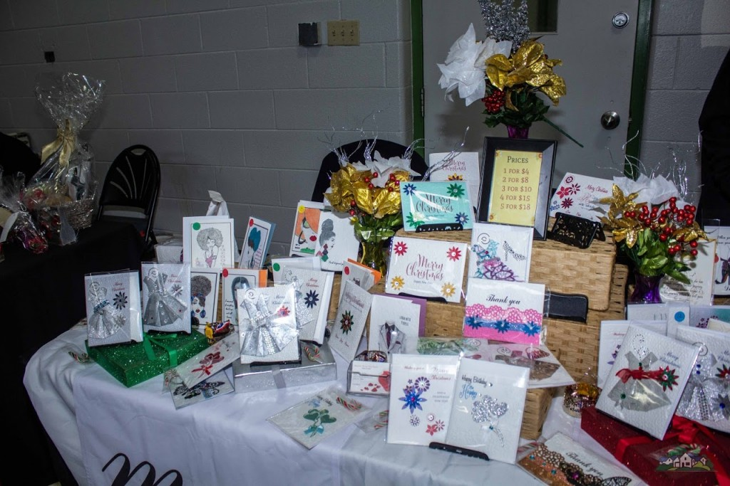 11.17.18 Craft & Vendor Fair - Note Cards from the Heart