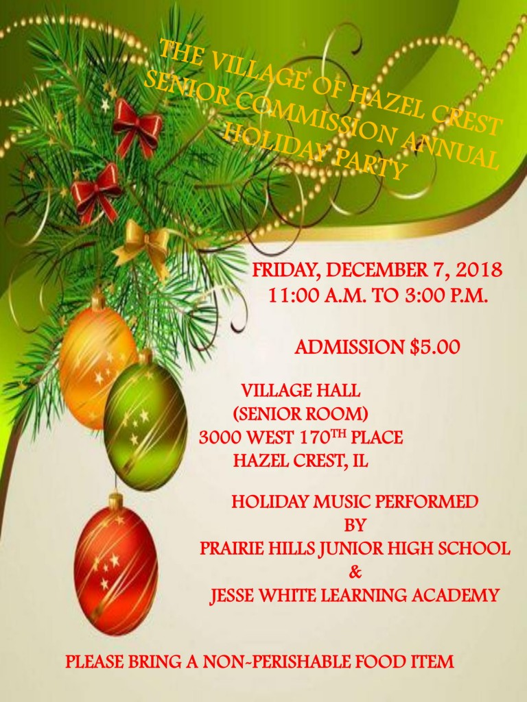 12.7.18 Senior Commission Holiday Party-1