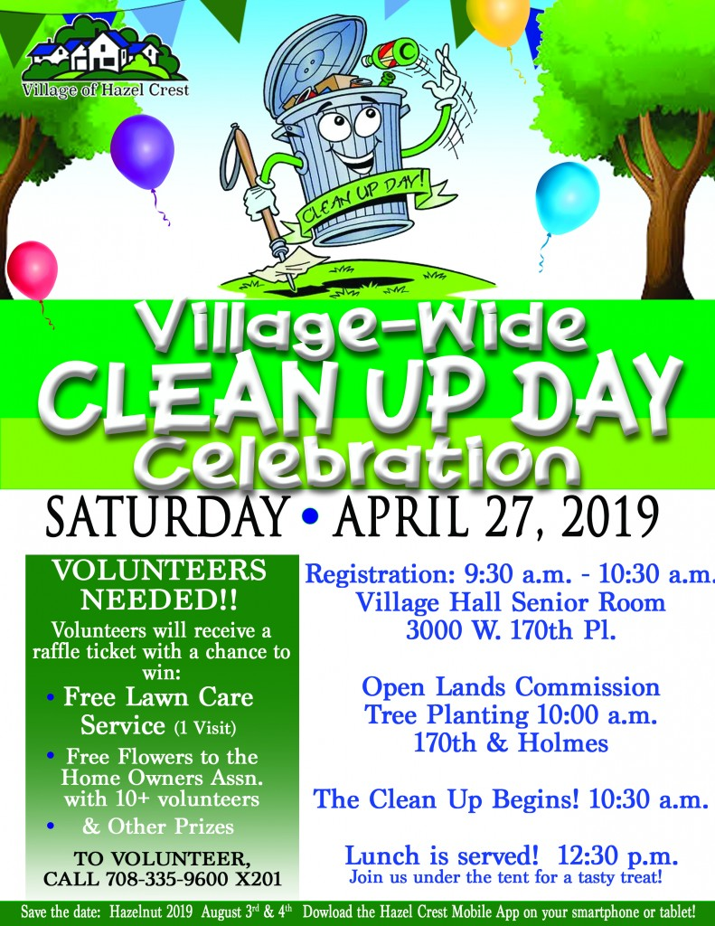 4.27.19 Clean Up Day